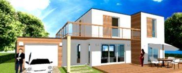 Constructeur Designer de Maisons Sur Mesure Moderne Contemporaine en Idf pour vos Plans, Modèles, Permis de Construire et Construction