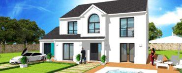 Cout de son budget de construction de maison prix des frais annexe, du raccordement, de la viabilisation, de la taxe aménagement et raccordement égout
