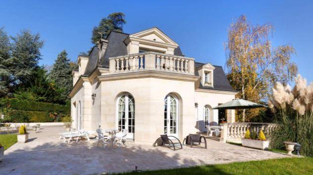 Maison mansard de maitre et bourgeoise sur mesure traditionnelle ou napoleon en ile de france constructeur et designer