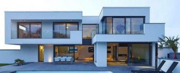 Tout pour faire construire votre Maison en H design moderne plan, modele, permis, construction avec votre constructeur sur mesure