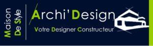 Maisons Archi Design Logo