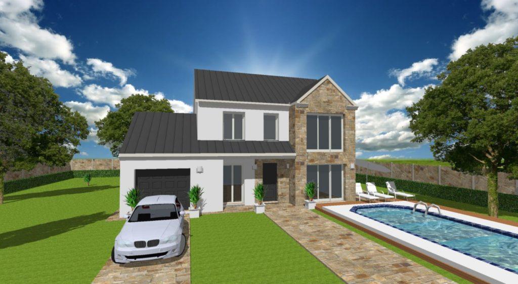 Maisons ArchiDesign, votre constructeur made in france.