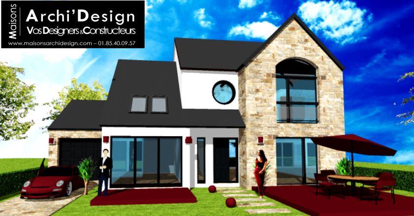 les services des Maisons ArchiDesign et de nos ArchiDesigners pour votre maison neuve à construire