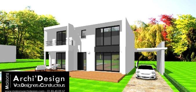 Maison Ema Custom TT Balcon & Debord Archidesign