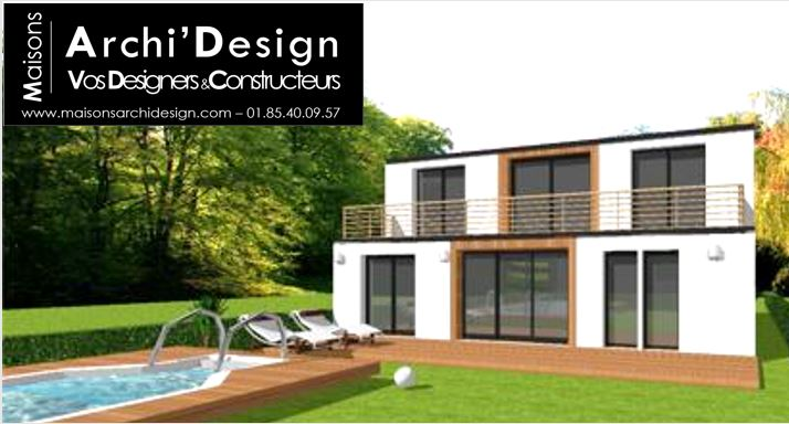Maison Joa 5 Custom archidesign