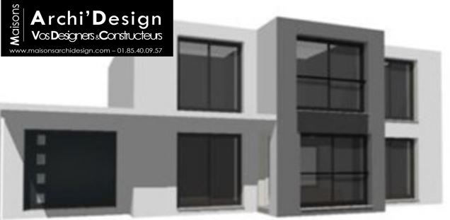 Maison Lea Neo XL lumiere TT Toit terrasse Archidesign