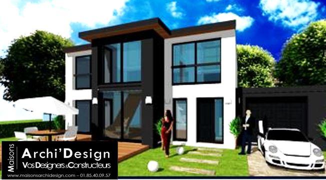 Maisons ArchiDesign, les passionnés du design à votre service.