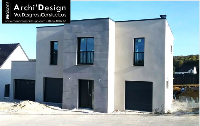 Maison Lea TT Realisation Archidesign