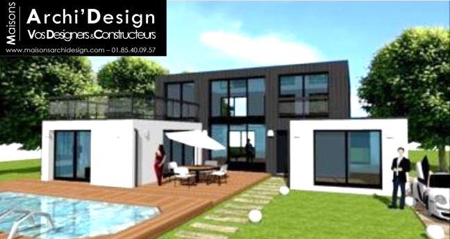 Maison Patio 2 TT archidesign