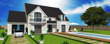 Votre constructeur designer ArchiDesign vous présente ses Meilleurs et Plus Beaux Modeles et plans de maisons en RC Combles amenages