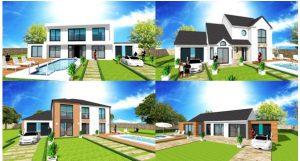 Pour votre maison - plan, modele, permis de construire, devis, tarif et construction en CCMI par votre constructeur de maison neuve