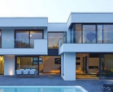 78 Yvelines Constructeur de maison pour la construction sur mesure d architecte et maitre d oeuvre design moderne toit plat 4 pans lofts et patio (2)