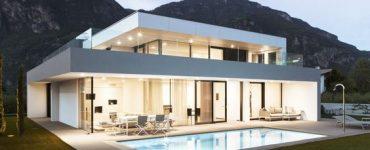 91 Essonne Constructeur de maison pour la construction sur mesure d architecte et maitre d oeuvre design moderne toit plat 4 pans lofts et patio