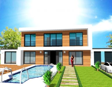 Ile de France idf Constructeur de maison pour la construction sur mesure d architecte et maitre d oeuvre design moderne toit plat 4 pans lofts et patio