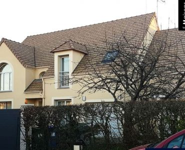 78 Le Perray en Yvelines Construction par Constructeur Design Architecte d une maison neuve individuelle sur mesure contemporaine moderne R Combles