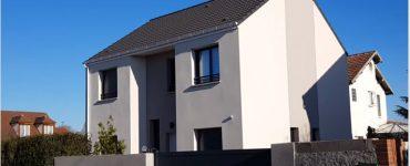 78 Magny les Hameaux Construction par Constructeur Design Architecte d une maison neuve individuelle sur mesure contemporaine moderne