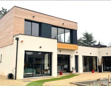 78 Saint Germain En Laye Construction par Constructeur Design Architecte d une maison neuve individuelle sur mesure contemporaine moderne R Combles