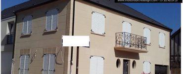 92 Chatenay Malabry Hauts de Seine Construction par Constructeur Design Architecte d une maison neuve bourgeoise mansard 4 pans avec rainurage corniche