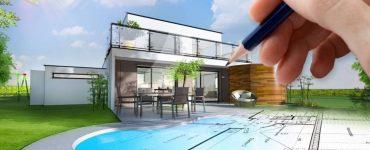 Achat terrain a batir en vente pour faire construire sa maison neuve en lotissement ou en division en terrain diffus sur Santeuil 95640