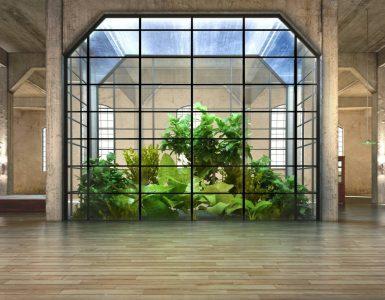 Concevoir sa maison avec une verrière atelier d'artiste